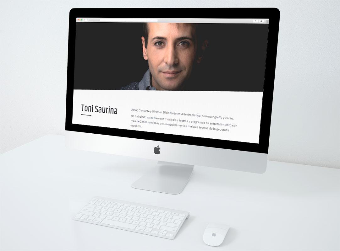Curso de WordPress en Valencia web personal