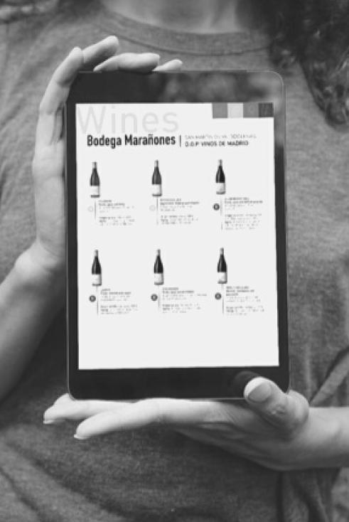 Catálogo y Página web