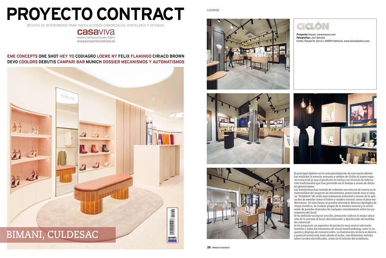 Proyecto contract revista